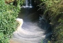 A Policoro batteri fecali e tensioattivi nei canali di bonifica: nessuno controlla lo stato di salute delle acque di bonifica