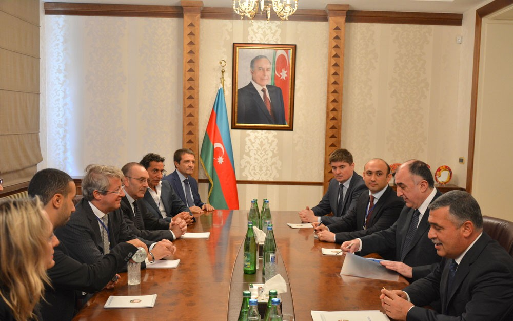 Petrocelli sempre in Azerbaijan