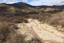 Da Calvello arriva una fiumara contaminata da metalli pesanti: destinazione diga del Camastra